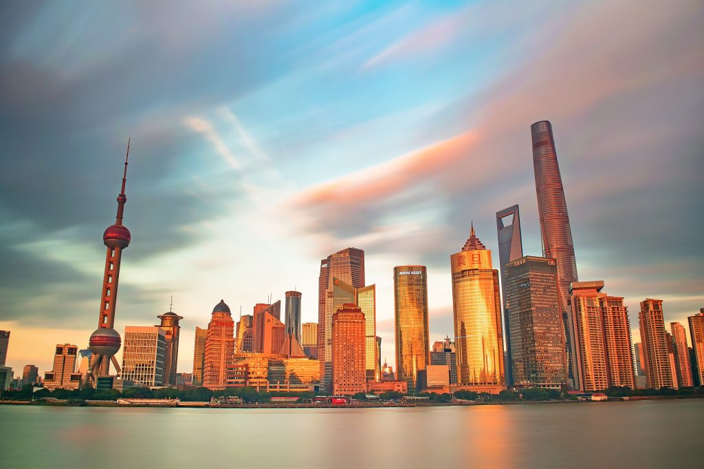 Shanghai jet charters