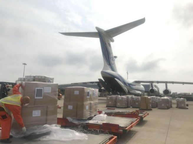 air cargo & freight services in china